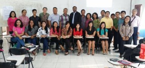 Great training on week of 21 to 25 June 2016 with Rev Haposan in MEDAN Indonesia