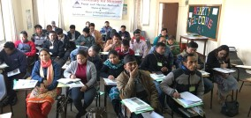 Training in Nepal, 16- 23 March 2018