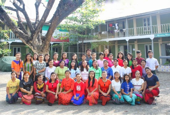 Sunday School Teachers' Training – Mandalay Myanmar May 2018
