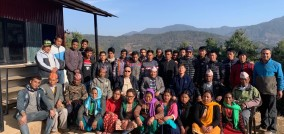 March 12 2019, Training in Nepal