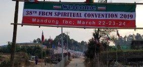 Great meetings 22-24 March 2019, at Spiritual Conference of Fellowship of Baptist Churches of Mynamar